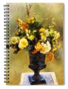 Autumn Antiqua Spiral Notebook