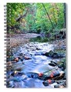 Autumn Arrives Spiral Notebook