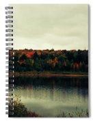 Autumn At Deer Lake Spiral Notebook