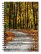 Autumn Beauty Spiral Notebook
