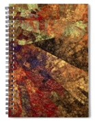 Autumn Bend Spiral Notebook