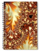 Autumn Breezes Spiral Notebook