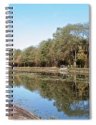 Autumn By The Erie Canal Spiral Notebook