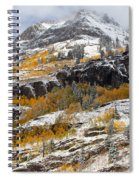 Autumn Clearning Spiral Notebook