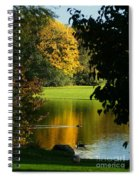 Autumn Colors 2 Spiral Notebook