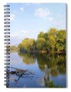 Autumn Comfort Spiral Notebook