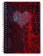 Autumn-crisp And Bright Spiral Notebook