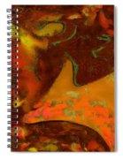 Autumn Crown Spiral Notebook