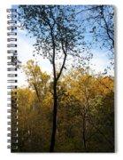 Autumn Days Spiral Notebook