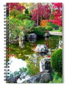 Autumn Dream Spiral Notebook