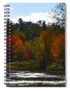Autumn Dreaming Adwc Spiral Notebook