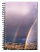 Autumn Equinox Spiral Notebook