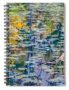 Autumn Fanaticism Spiral Notebook