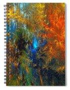 Autumn Fantasy 1013 Spiral Notebook