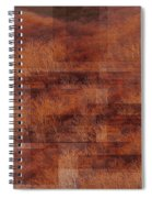 Autumn Forest Of The Northern Song  Spiral Notebook