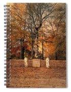 Autumn Guardians Spiral Notebook