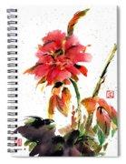 Autumn Heirloom Spiral Notebook