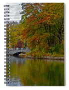 Autumn In Atlanta Spiral Notebook