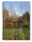 Autumn In Washington Dc Spiral Notebook