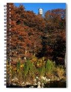 Autumn In Gruene Spiral Notebook