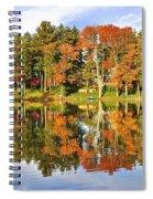 Autumn In Ohio Spiral Notebook