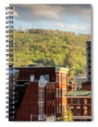 Autumn In Roanoke Spiral Notebook