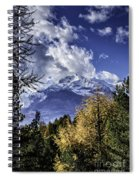 Autumn In The Alps 2 Spiral Notebook