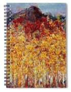 Autumn In The Pioneer Valley Spiral Notebook