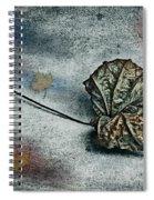 Autumn Is Around The Corner Spiral Notebook