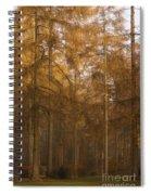Autumn Larch Spiral Notebook