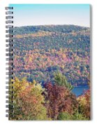 Autumn Mountain Spiral Notebook