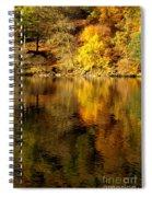 Autumn On Ullswater Spiral Notebook