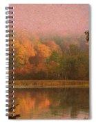 Autumn Paper Spiral Notebook