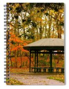 Autumn Paradise Spiral Notebook