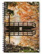 Autumn Pleasure Spiral Notebook