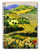 Autumn Remembered Spiral Notebook