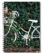 Autumn Ride Spiral Notebook