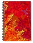 Autumn Romance I Spiral Notebook