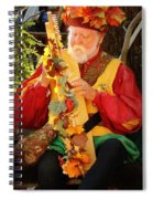 Autumn Spirit Spiral Notebook