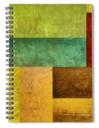 Autumn Study 1.0 Spiral Notebook