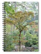 Autumn Surrounds Me Spiral Notebook