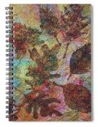 Autumn Symphony Spiral Notebook