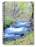 Autumn Tributary Spiral Notebook