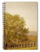 Autumn Wonders Spiral Notebook