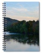 Autumnal Allegheny Spiral Notebook