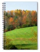 Autumnal Beauty Spiral Notebook