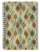 Autumnal Folly Spiral Notebook