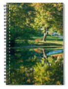 Autumns Beauty Spiral Notebook