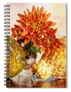 Autumn's Charm Spiral Notebook