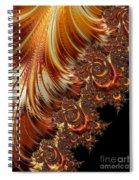 Autumn's Peak  Spiral Notebook